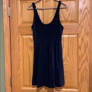 Hollister scoop neck mini dress